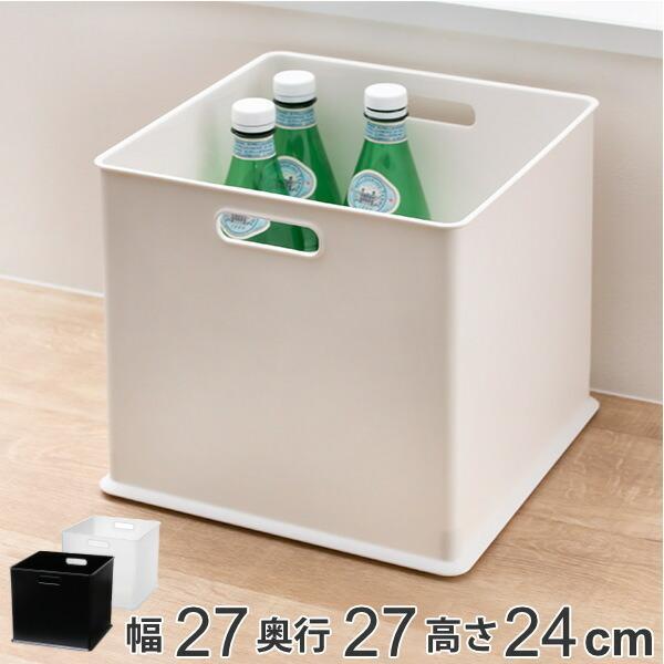 カラーボックス 横置き インナーボックス 本物 収納 フル ナチュラ インボックス 大注目 ボックス スタッキング 収納ケース プラスチック 収納ボックス 日本製