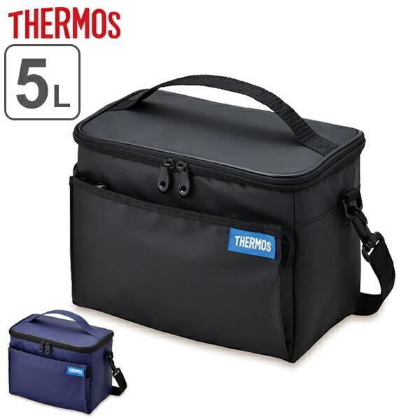 保冷バッグ クーラーバッグ サーモス thermos 奉呈 折りたたみ 5L エコバッグ 5リットル コンパクト SEAL限定商品 ソフトクーラー 2WAY