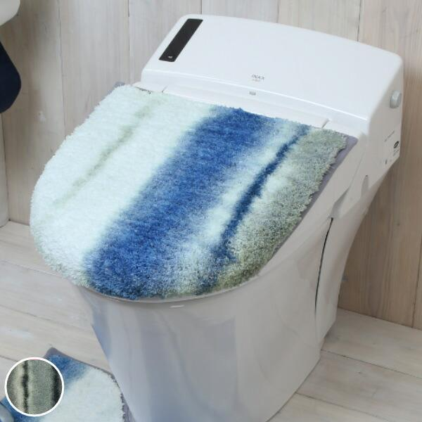 フタカバー タイダイ兼用フタカバー トイレ 割引 70%OFFアウトレット 兼用 カバー 兼用フタカバー 単品 洗える ふたカバー