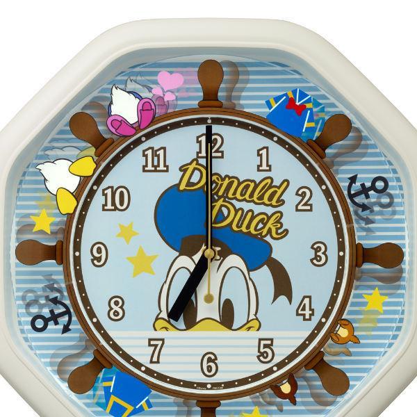 ディズニー からくり 時計