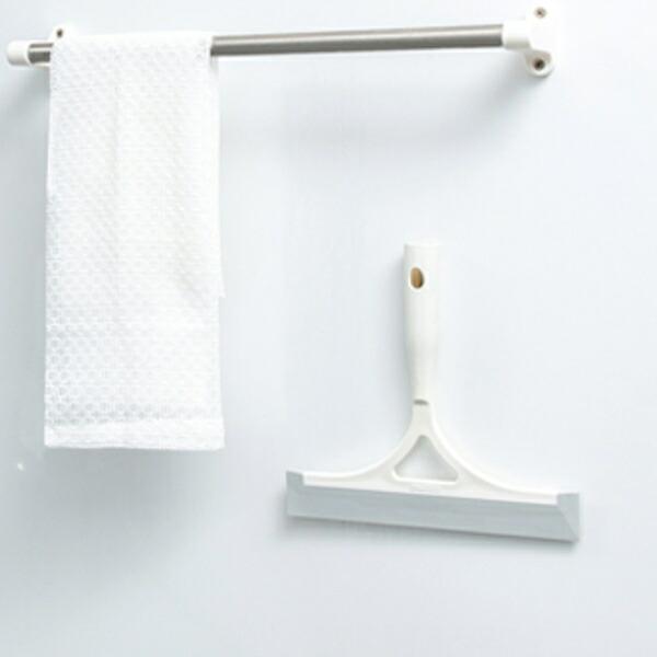 ワイパー 水切りワイパー 浴室 浴室掃除 お風呂掃除 マグネット コンパクト 清掃 磁石 掃除 爆買い新作 海外 そうじ
