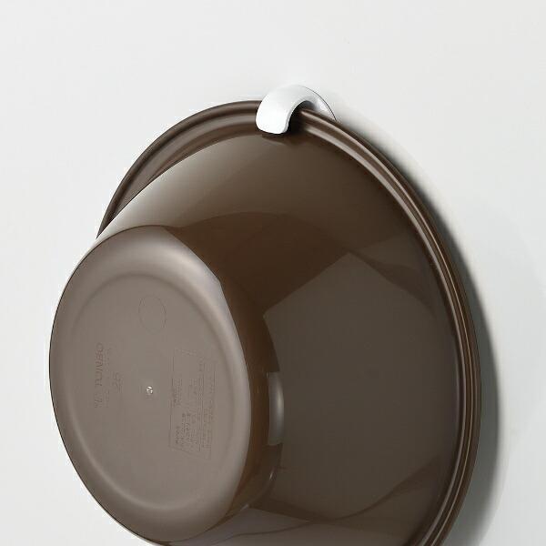 送料無料(一部地域を除く) バス収納 マグ 受注生産品 ピット 湯おけホルダー お風呂 収納 壁掛けフック 収納ラック バスラック 洗面器 マグネット 磁石