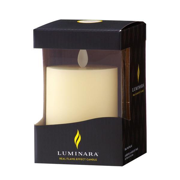 キャンドル LED LUMINARA ルミナラフラットトップピラー 3×4インチ ( キャンドルライト ルミナラ LEDキャンドル )|livingut|06