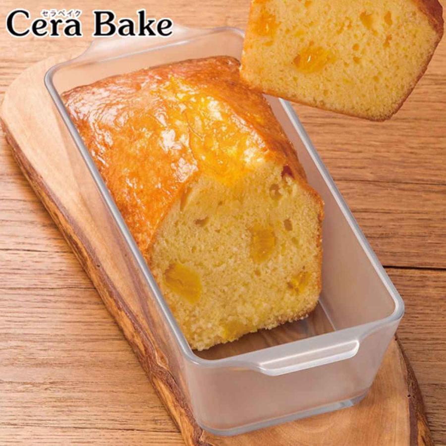セラベイク 耐熱ガラス パウンドケーキ M
