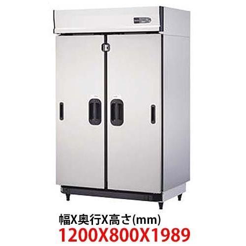 大和冷機インバータ スライド扉冷凍庫413SS-S-EC(旧品番 403SS-S-EC) 三相200V 業務用 新品 送料無料