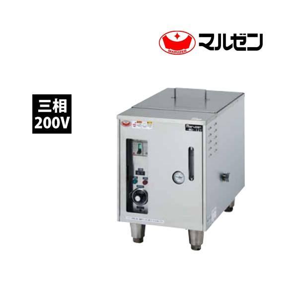 マルゼン 食器洗浄機用電気ブースター (三相200V) MD-18 業務用 新品 送料無料