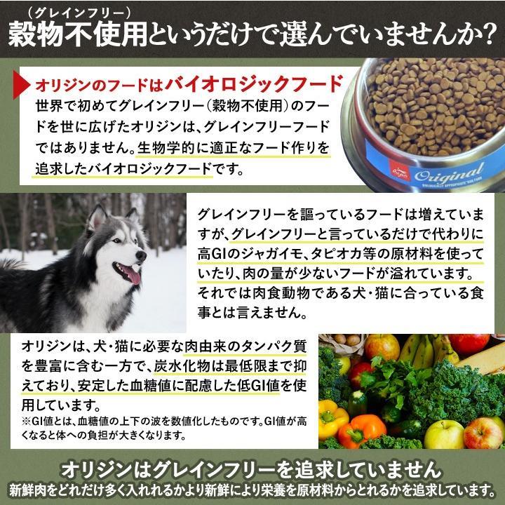 オリジン オリジナル 2kg 【正規品】 ORIJEN ドッグフード 子犬 成犬 シニア犬 高齢犬 lloyds-inc 12