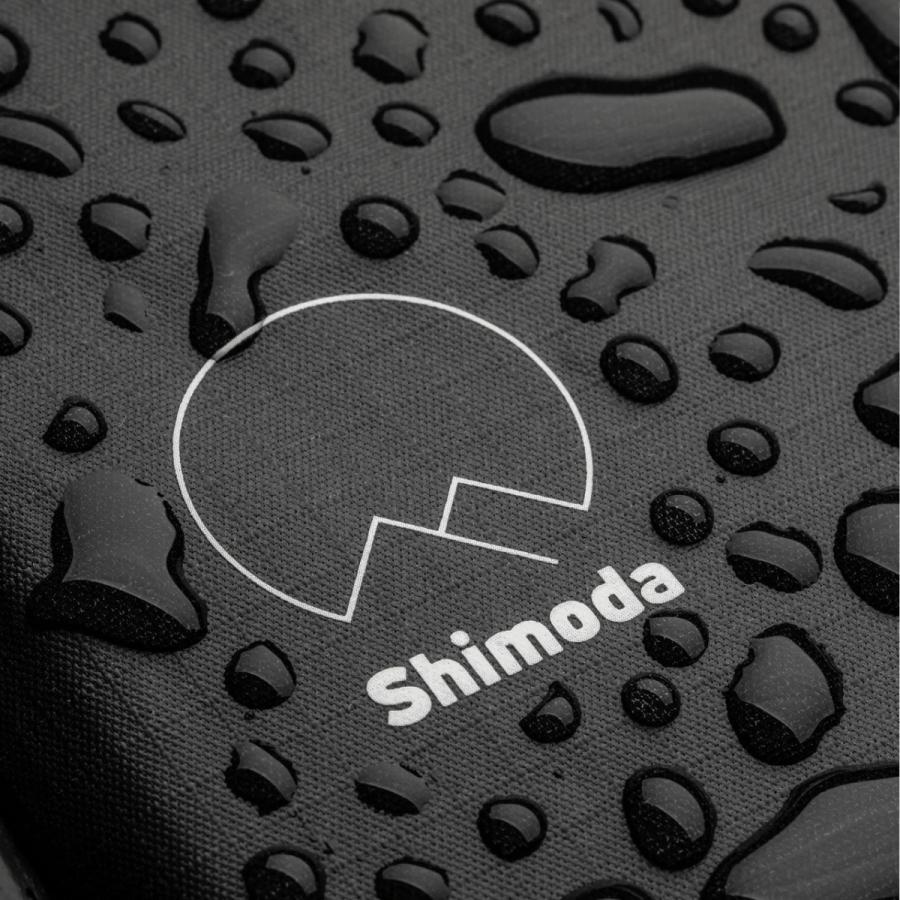 Shimoda (シモダ) アクションX50 バックパック ブラック|locadesign|09