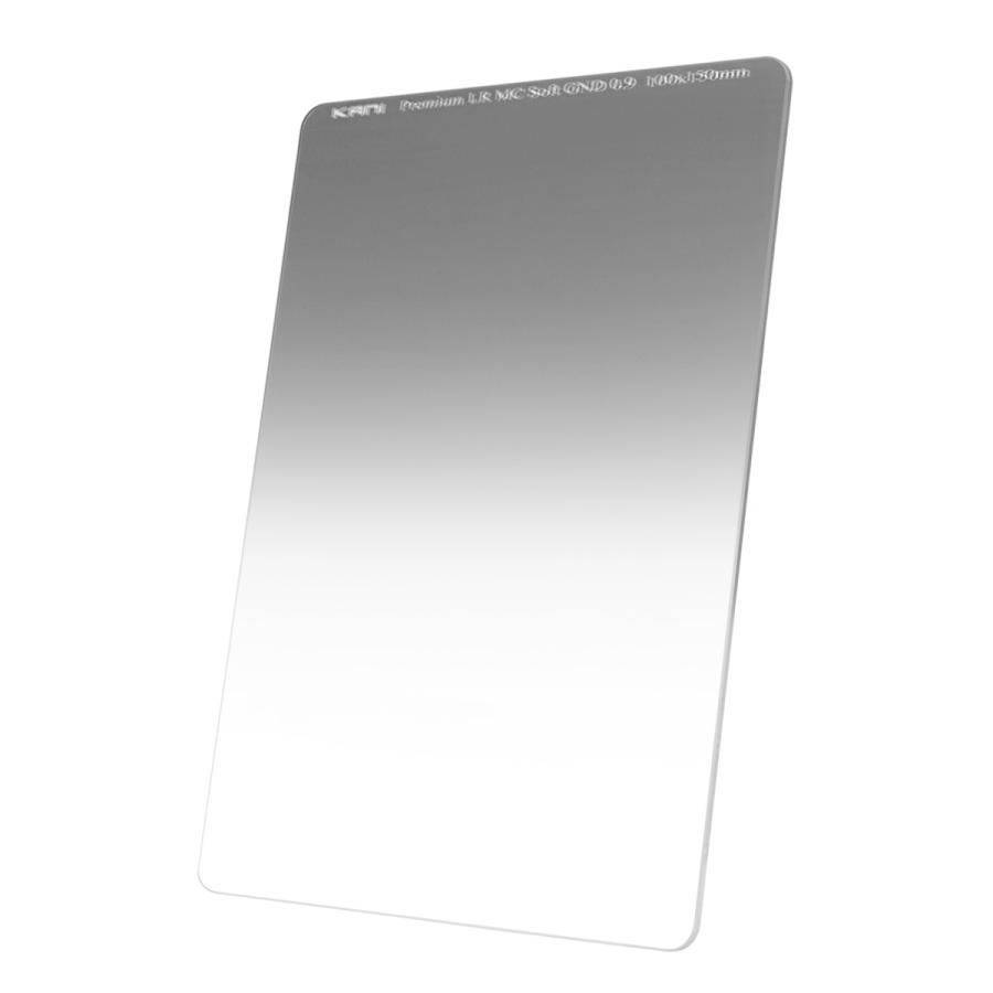 KANI 角型フィルター ハーフND8 プレミアムソフトGND 0.9 100x150mm (減光効果:最大3絞り分) / レンズフィルター 角形 locadesign