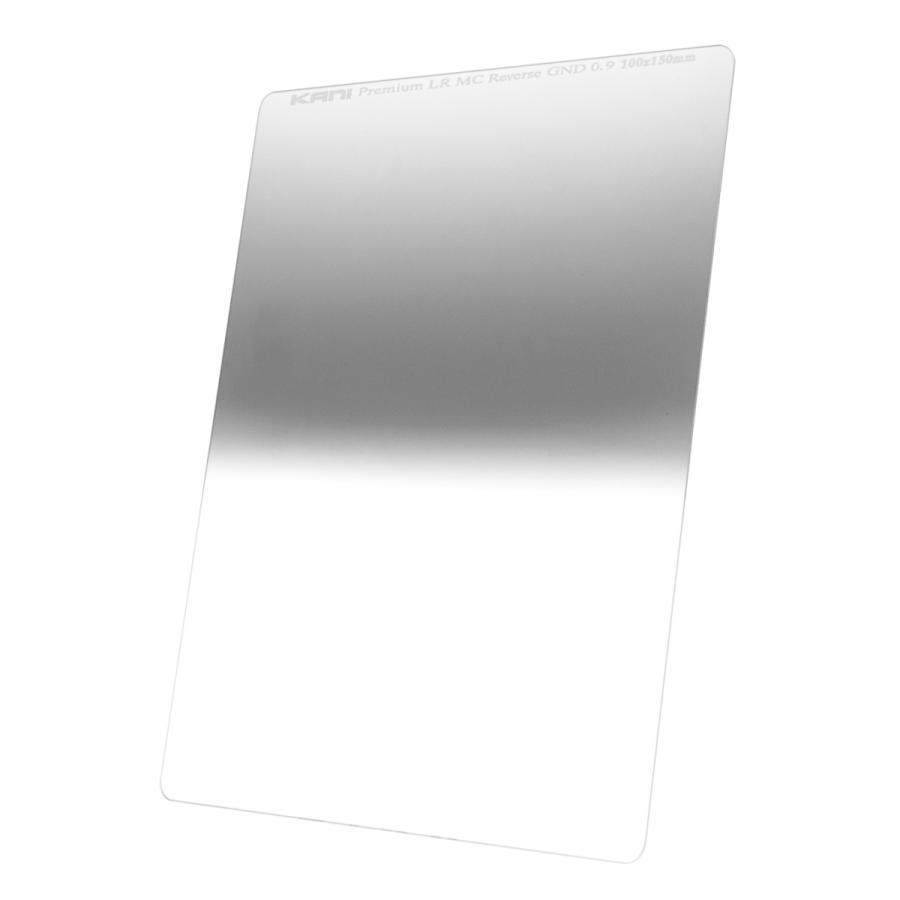 KANI 角型フィルター ハーフND8 プレミアム リバースGND 100x150mm 春の新作シューズ満載 0.9 卸売り 角形 レンズフィルター 減光効果:最大3絞り分