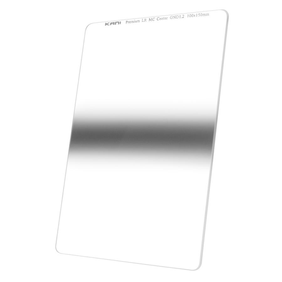 KANI セール開催中最短即日発送 角型フィルター センターND16 プレミアムセンターGND 1.2 激安挑戦中 100x150mm 角形 レンズフィルター 減光効果:4絞り分