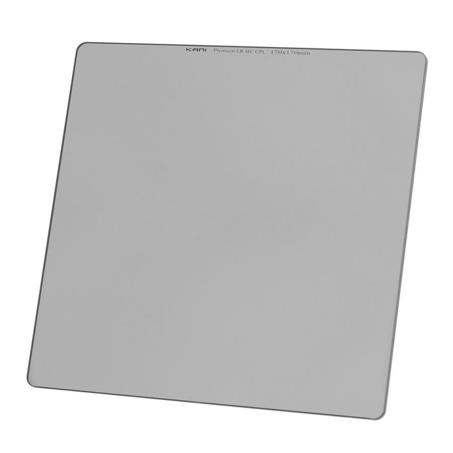 KANI 角型フィルター プレミアムサーキュラーPL 170x170mm CPL 円偏光 / レンズフィルター 角形 PLフィルター|locadesign