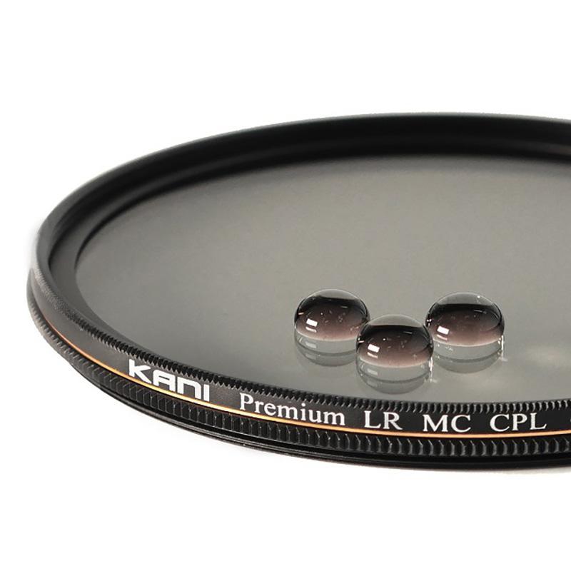 KANI PLフィルター プレミアムサーキュラーPL 58mm CPL / 丸枠 円偏光 レンズフィルター|locadesign|02