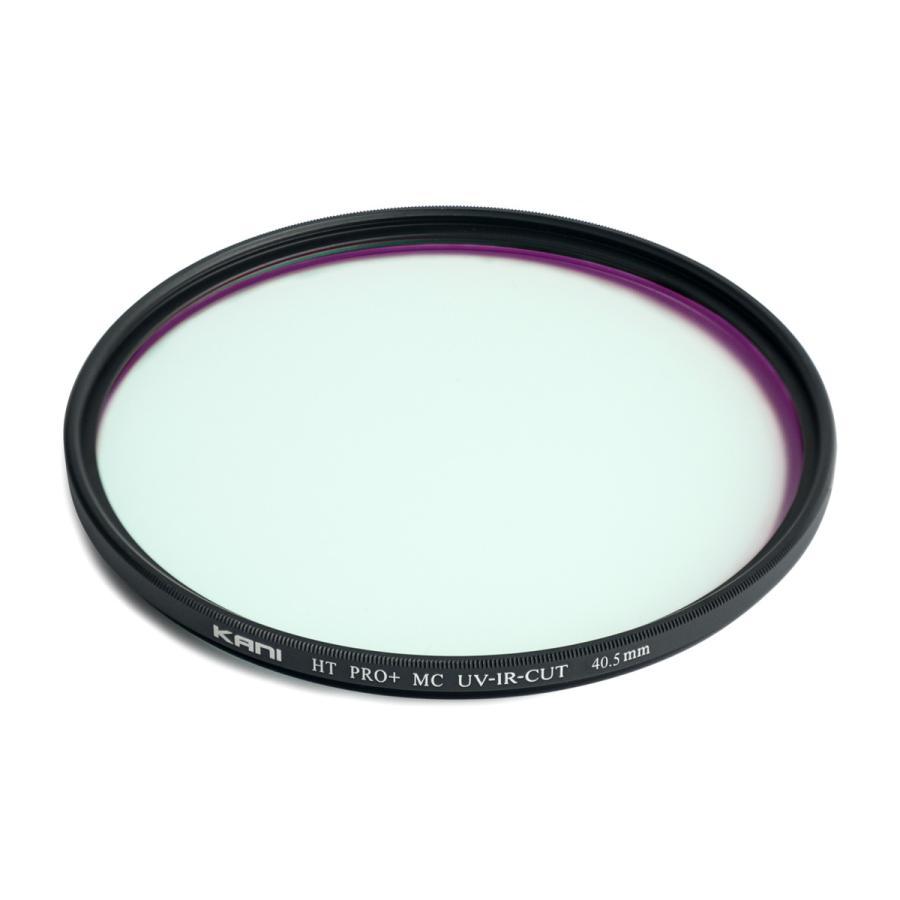 KANI シャープカットフィルター UV-IRカット 40.5mm / レンズフィルター 紫外線 赤外線吸収 丸枠|locadesign
