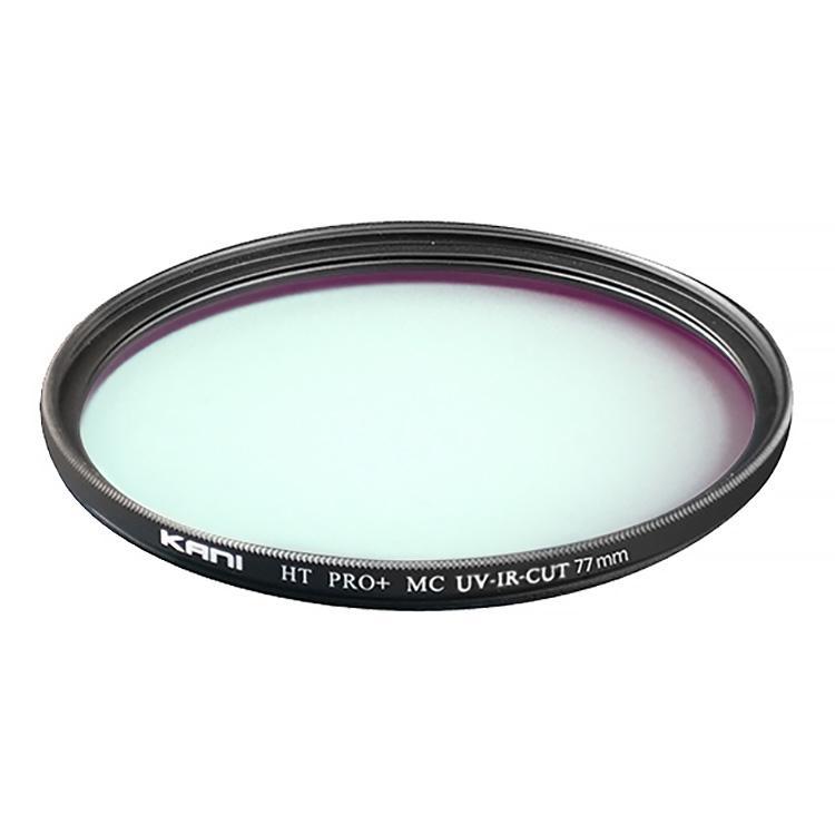KANI シャープカットフィルター UV-IRカット 77mm / レンズフィルター 紫外線 赤外線吸収 丸枠|locadesign