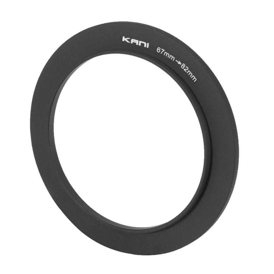 KANIフィルター 期間限定の激安セール 67mm-82mm 新商品 ステップアップリング