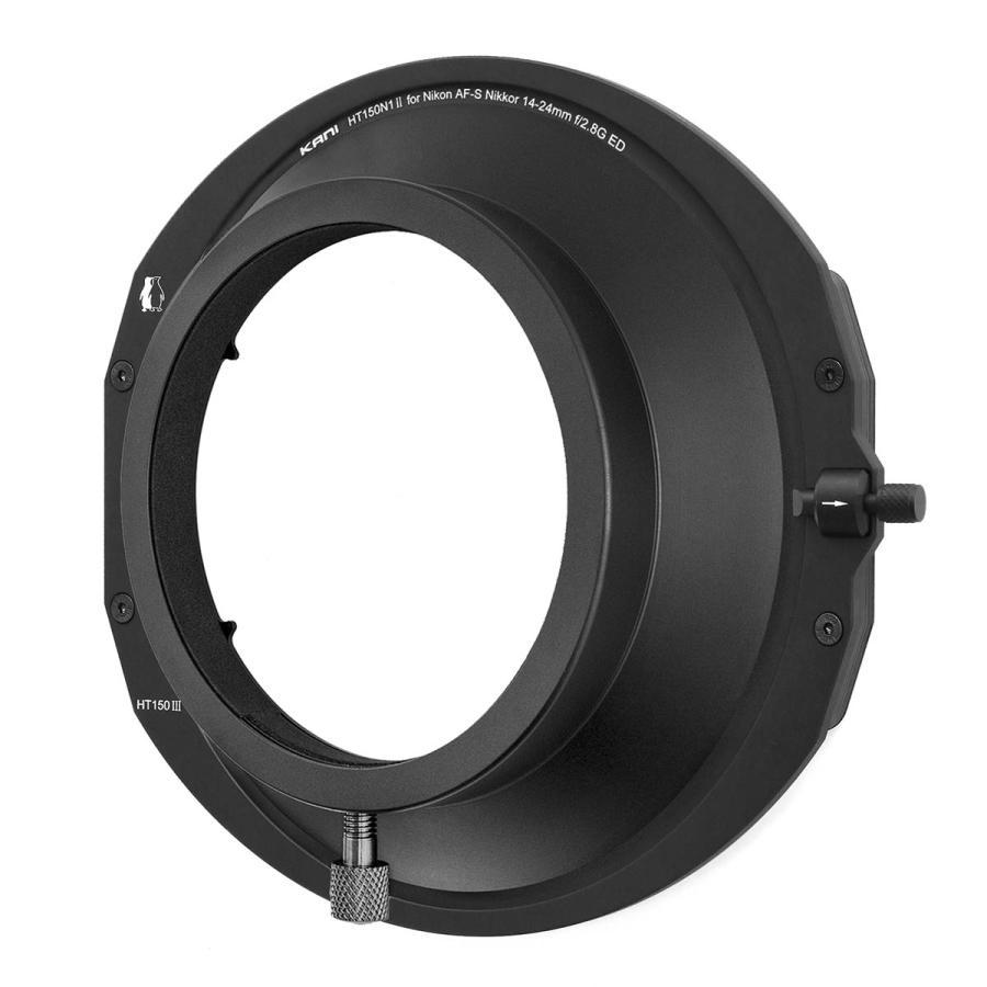 KANI 角型フィルターホルダー AF-S NIKKOR 14-24mm f/2.8G ED 専用ホルダー 150mm幅用 /ニコン 角形 レンズフィルター locadesign