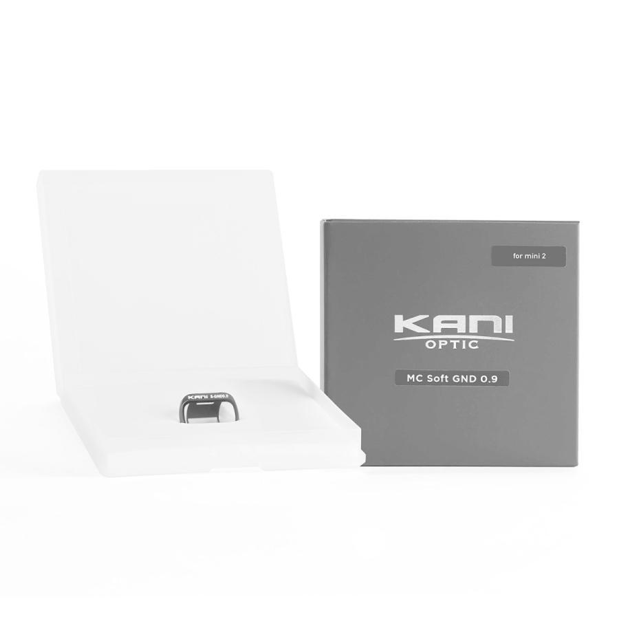KANI ドローンフィルター ソフトGND 0.9 DJI Mini2 専用 ハーフND8 /ドローン用 レンズフィルター 空撮 locadesign 04
