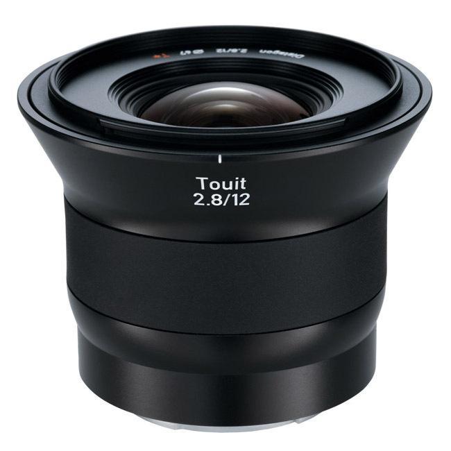【新品】 Carl Zeiss (カールツァイス) Touit 12mm F2.8 / Eマウント  APS-C AF 交換レンズ|locadesign