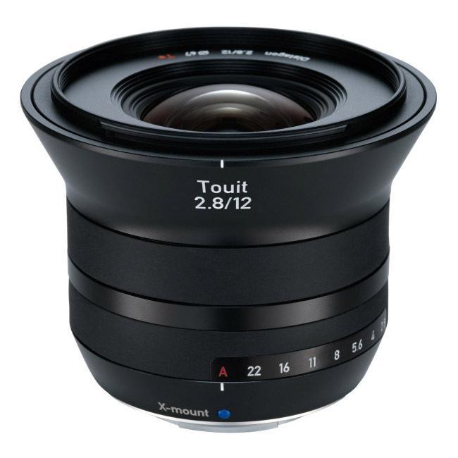 【新品】 Carl Zeiss (カールツァイス) Touit 12mm F2.8 / Xマウント  APS-C AF 交換レンズ locadesign