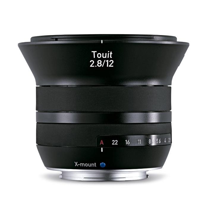 【新品】 Carl Zeiss (カールツァイス) Touit 12mm F2.8 / Xマウント  APS-C AF 交換レンズ locadesign 03
