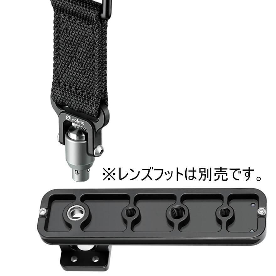 Leofoto (レオフォト) SP-01 ワンタッチストラップ|locadesign|06