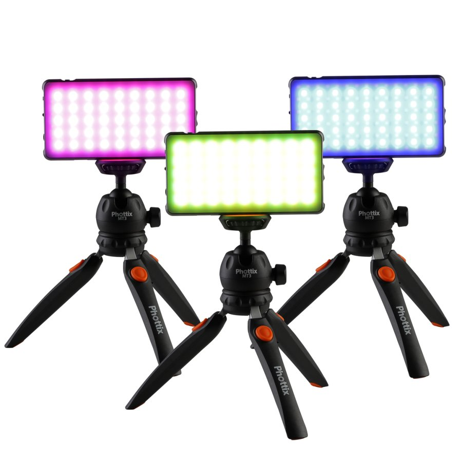 Phottix M200R RGB LIGHT|locadesign|09