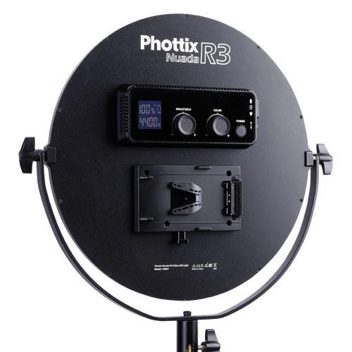 Phottix Nuada R3 Video LED Light|locadesign|02