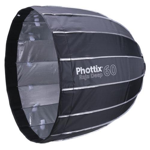 Phottix Raja Deep Quick-Folding Softbox 60cm|locadesign