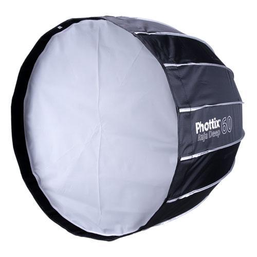 Phottix Raja Deep Quick-Folding Softbox 60cm|locadesign|02