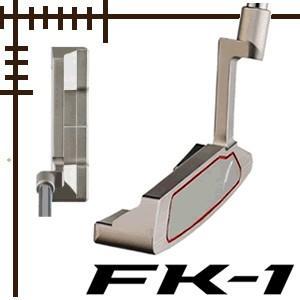 フォーティーン パター FK-1
