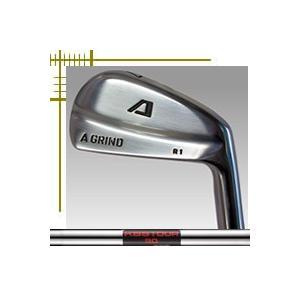 Aデザインゴルフ Aグラインド R1 ブレード アイアン 単品 4番 KBSツアー 90シリーズ カスタムモデル