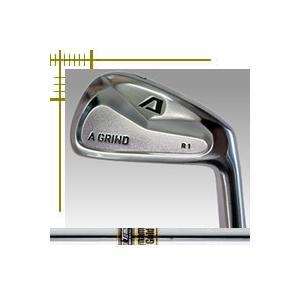 Aデザインゴルフ Aグラインド R1 CB アイアン 単品 4番 ダイナミックゴールドシリーズ カスタムモデル