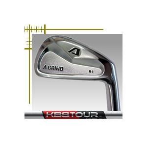 Aデザインゴルフ Aグラインド R1 CB アイアン 単品 4番 KBSツアー C-TAPERシリーズ カスタムモデル