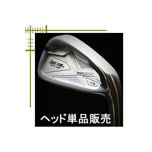 jBEAM X15 フォージド アイアン (4番〜P)ヘッド単体販売