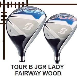 ブリヂストンゴルフ ツアーB JGR レディス ブルー フェアウェイウッド AIR SPEEDER Lカーボンシャフト 18年モデル
