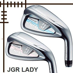 ブリヂストンゴルフ ツアーB JGR レディス ブルー アイアン 単品 AW AIR SPEEDER Lカーボンシャフト 18年モデル