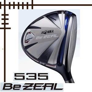 ホンマ Be ZEAL 535 フェアウェイウッド ヴィザード for ビジール カーボンシャフト