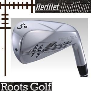 ルーツゴルフ アーメット インフィニ 中空アイアン型 ユーティリティ スマートインパクトカーボンシャフト