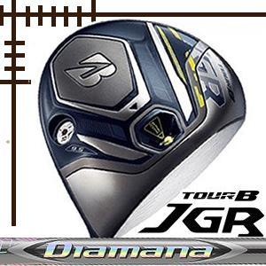 ブリヂストンゴルフ ツアーB JGR ドライバー ディアマナ ZFシリーズ カスタムモデル 19年モデル