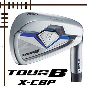 ブリヂストンゴルフ ツアーB X-CBP アイアン 6本(5番〜P)セット NS950スチールシャフト 18年モデル