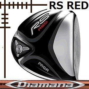 プロギア RS 赤 ドライバー ディアマナ RFシリーズ カスタムモデル 19年モデル