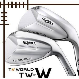 ホンマ TW-W ウエッジ NS950スチールシャフト 18年モデル