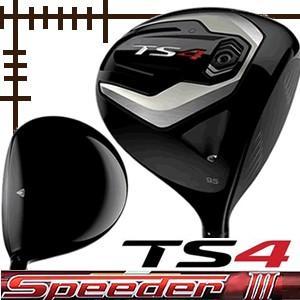 上質で快適 タイトリスト TS4 ドライバー スピーダー エボリューション 3シリーズ カスタムモデル 日本仕様 19年 数量限定モデル, one creation:b97b15d8 --- airmodconsu.dominiotemporario.com