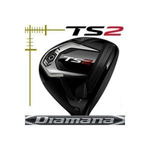 タイトリスト TS2 フェアウェイウッド ディアマナ DFシリーズ カスタムモデル 日本仕様 19年モデル