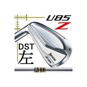 レフティ ダンロップ スリクソン Z U85 アイアン型 ユーティリティ ダイナミックゴールド DSTシリーズ カスタムモデル