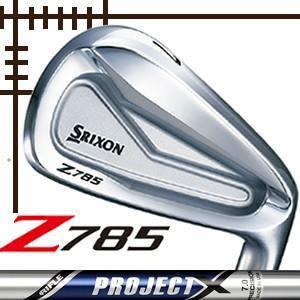 ダンロップ スリクソン Z785 アイアン 単品 AW SW プロジェクトX シリーズ カスタムモデル
