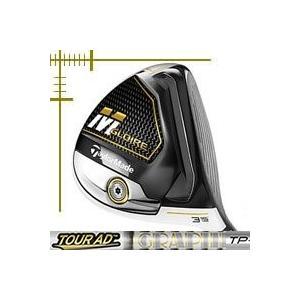 テーラーメイド M グローレ フェアウェイウッド ツアーAD TPシリーズ カスタムモデル 日本仕様 19年モデル