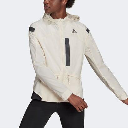 アディダス adidas マラソン トランスルーセント ジャケット セール特価 ☆送料無料☆ 当日発送可能 ホワイト Translucent Jacket Marathon