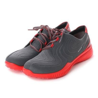 エコー ECCO M Golf S-Drive (DARK SHADOW/TOMATO)